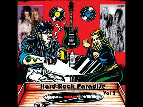 Hard Rock Paradise Vol. 2   - Stay Rock Brasil - Paulo Destroyyer Maia