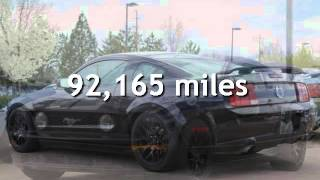 2007 Ford Mustang GT Deluxe for sale in RENO, NV