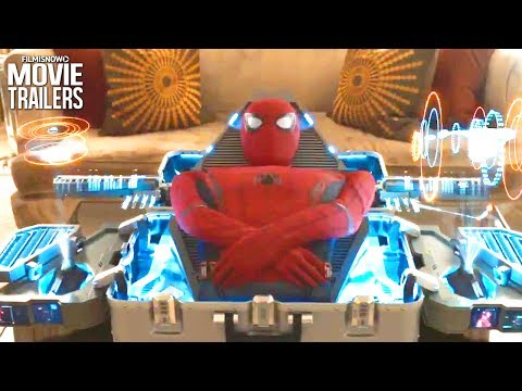 """New SPIDER-MAN: HOMECOMING Trailer """"New Suit"""""""
