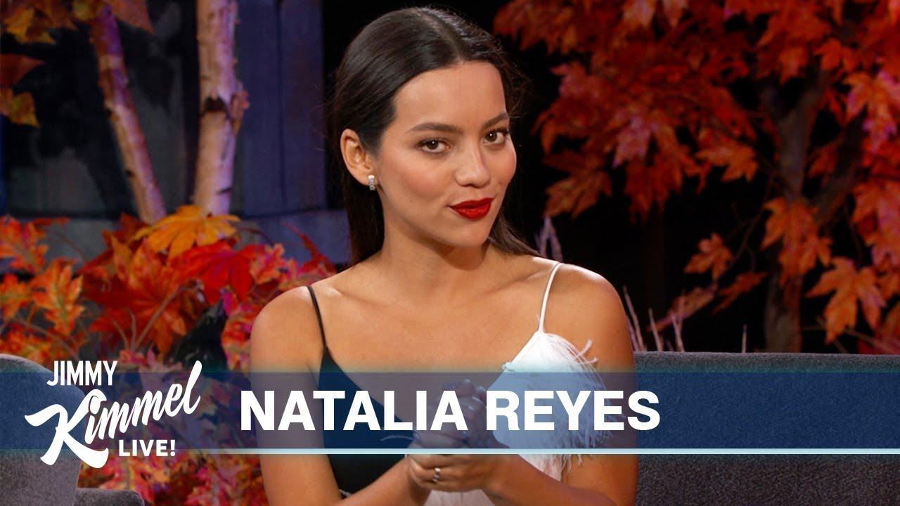 Natalia Reyes on Arnold Schwarzenegger & Terminator