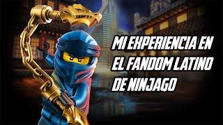 Mi experiencia en el fandom latino de Ninjago