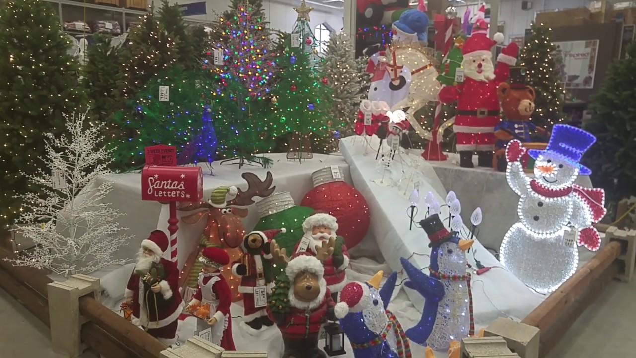 Christmas Village Lowes 2018