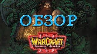 СТАРЫЙ ДОБРОТНЫЙ ШЕДЕВР - Обзор на Warcraft 3 Кампанию Дворфов