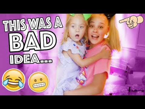 BABYSITTING EVERLEIGH!!...**HILARIOUS** from YouTube · Duration:  7 minutes 14 seconds