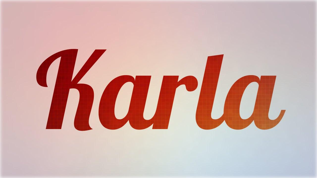 Significado de karla nombre ingl s para tu bebe ni o o for Que significa contemporaneo wikipedia