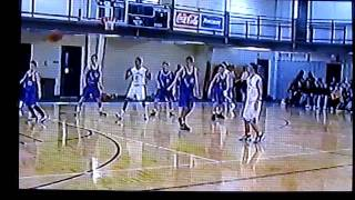 CCA Basketball - Victory Away - Phil Crazy Layup