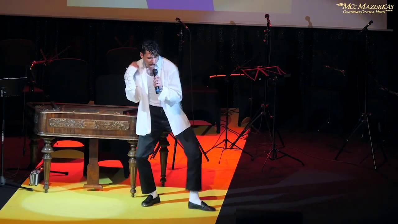 XXI Forum Humanum Mazurkas - Łukasz Chmiel polski Michael Jackson-