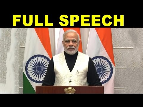 PM Modi's Full Speech On Swami Vivekananda's 154th Birth Anniversary