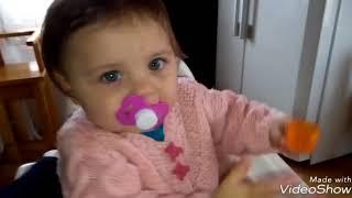 Vlog:Марии сделали прививку АКДС и Гепатит, полезная !но очень не вкусная ягода. Железная дорога