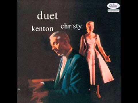 June Christy & Stan Kenton. Ev