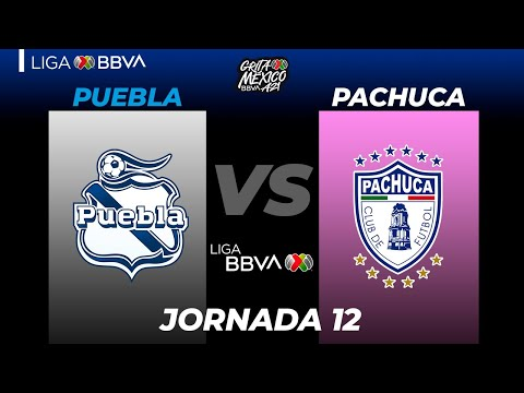 Puebla Pachuca Goals And Highlights