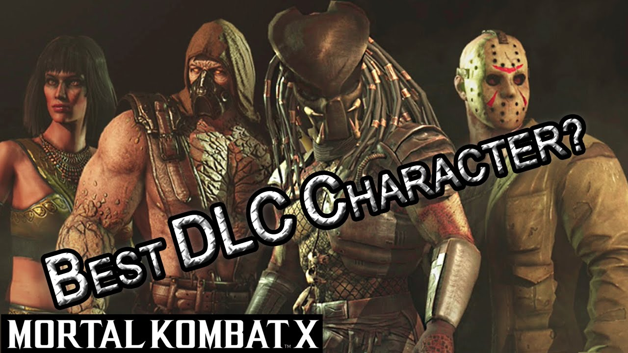 Mortal Kombat X - The Best DLC Character?