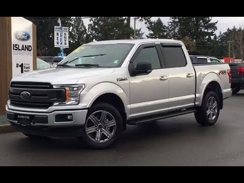 2018 Ford F-150 XLT Sport 302A V8 SuperCrew Review| Island Ford