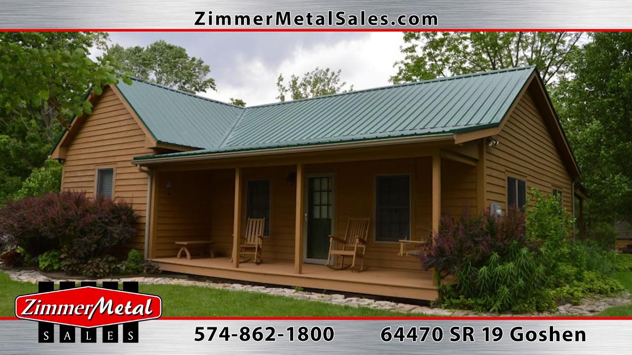 Zimmer Metal Sales Residential