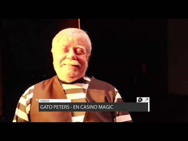 Gato Peters - Fedorco Producciones