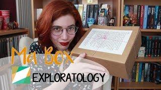 Box littéraire Exploratology X Margaud Liseuse