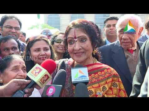 Indian expats in UAE celebrate 69 th Republic Day  in DUBAI