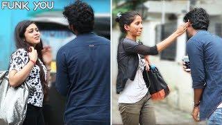 "Saying Cute Girls ""Pyar Ho Jayega"" (Got Slapped) | Roasters Series Ep. 04 - Funk You"