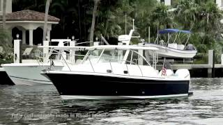 Yachting Magazine: Surfhunter 32 with Boat Overview