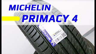 Michelin Primacy 4 /// обзор
