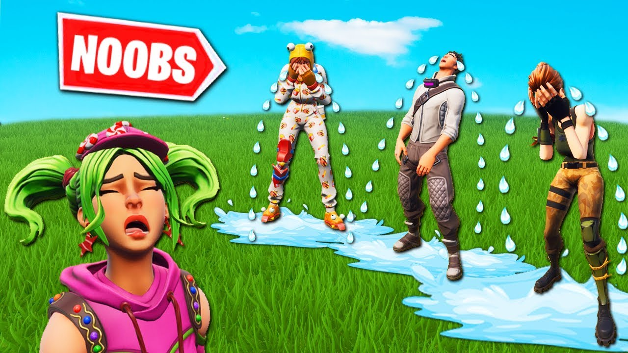 Fortnite Season 10 Joogie These Fortnite Players Have Never Won A Game Until Now Youtube
