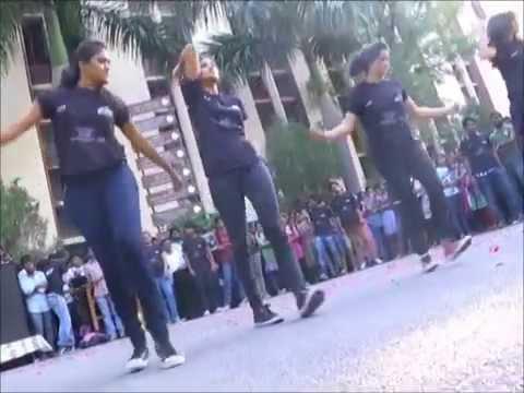Tecstasy 2k14 flashmob