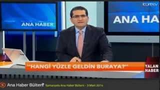 Gambar cover Samanyolu TV'den yeni skandal...
