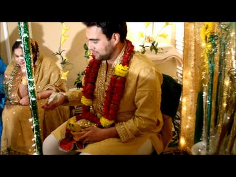 Fahad's Haldi Ceremony You Tube Edit