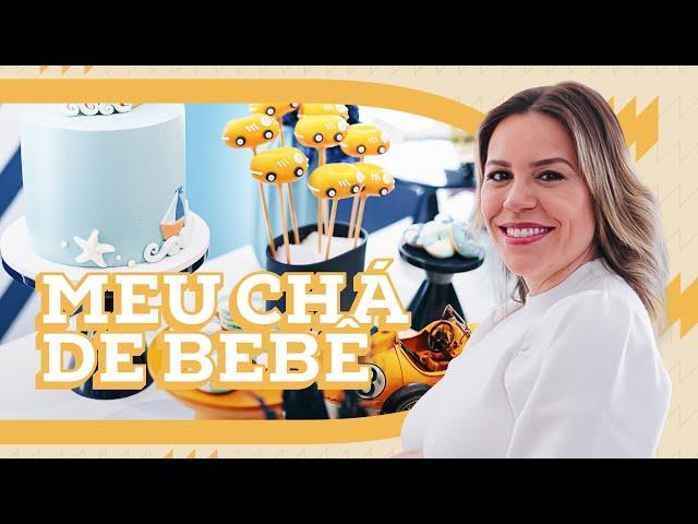 CHÁ DE BEBÊ DO JB | MATERNIDADE | Go Deb