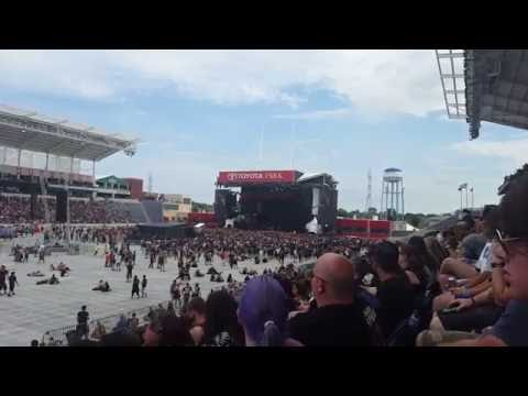 Chicago Open Air 2016 | Toyota Park | All That Remains