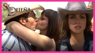 Soy tu dueña: ¡Valentina encuentra a José Miguel besando a Ivana! | Escena - C 31