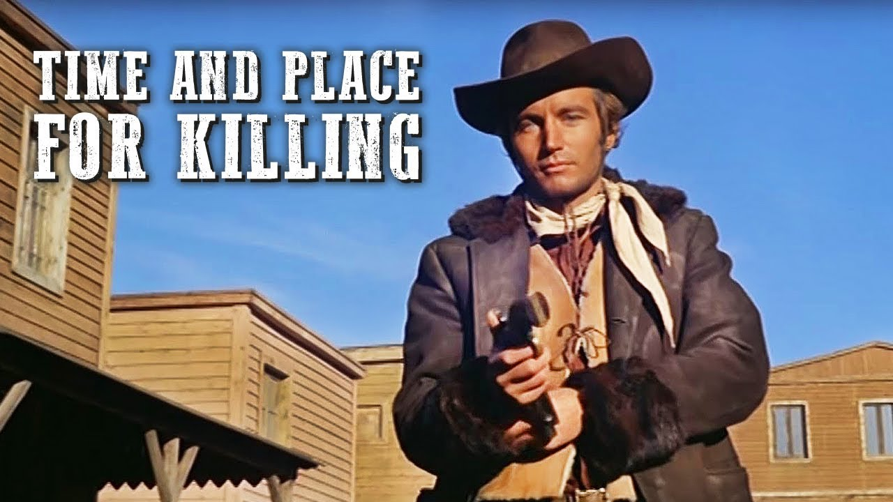Time and Place for Killing (1968) -Western