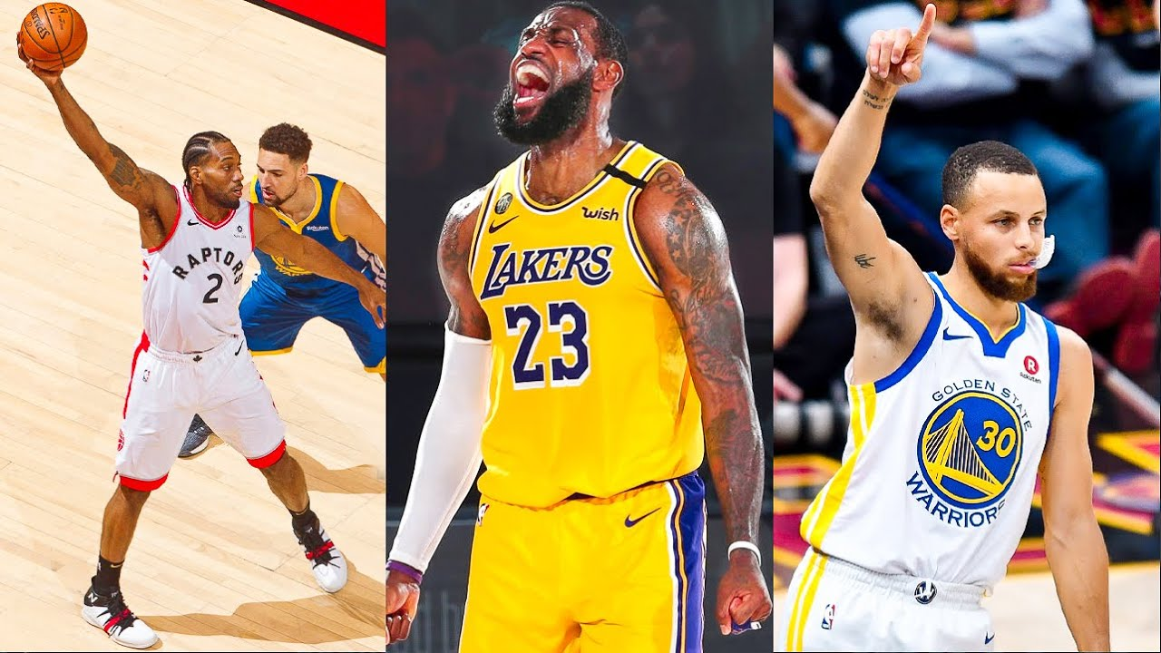 NBA – Best Finals Moments of the Last 3 Years !