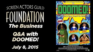The Business: Q&A with DOOMED!