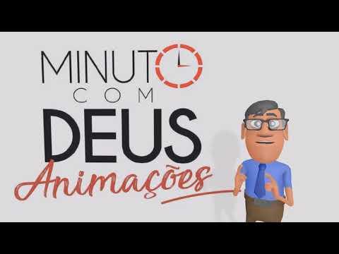 Não fuja dos planos de Deus - Minuto com Deus Animações