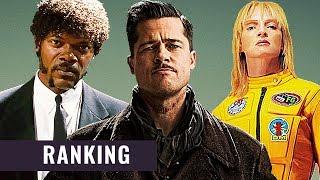 Von Müll bis Meisterwerk - Wir ranken alle Quentin Tarantino Filme | Ranking