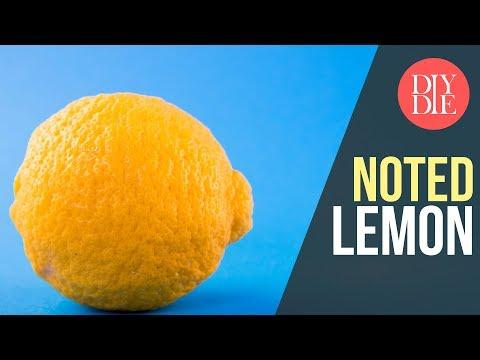 Noted: Ep. 35 - Lemons! (DIY Flavor Reviews)