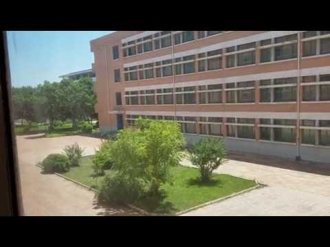 Puyang Vocational and Technical College Tour, Video 2