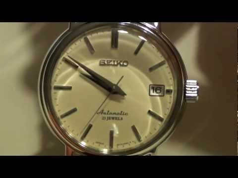 half off 00389 d2326 Seiko Spirit SARB031 6R15B - YouTube