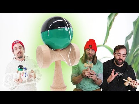 THE SWEETS SUMO - YOU'VE NEVER SEEN A KENDAMA LIKE THIS BEFORE