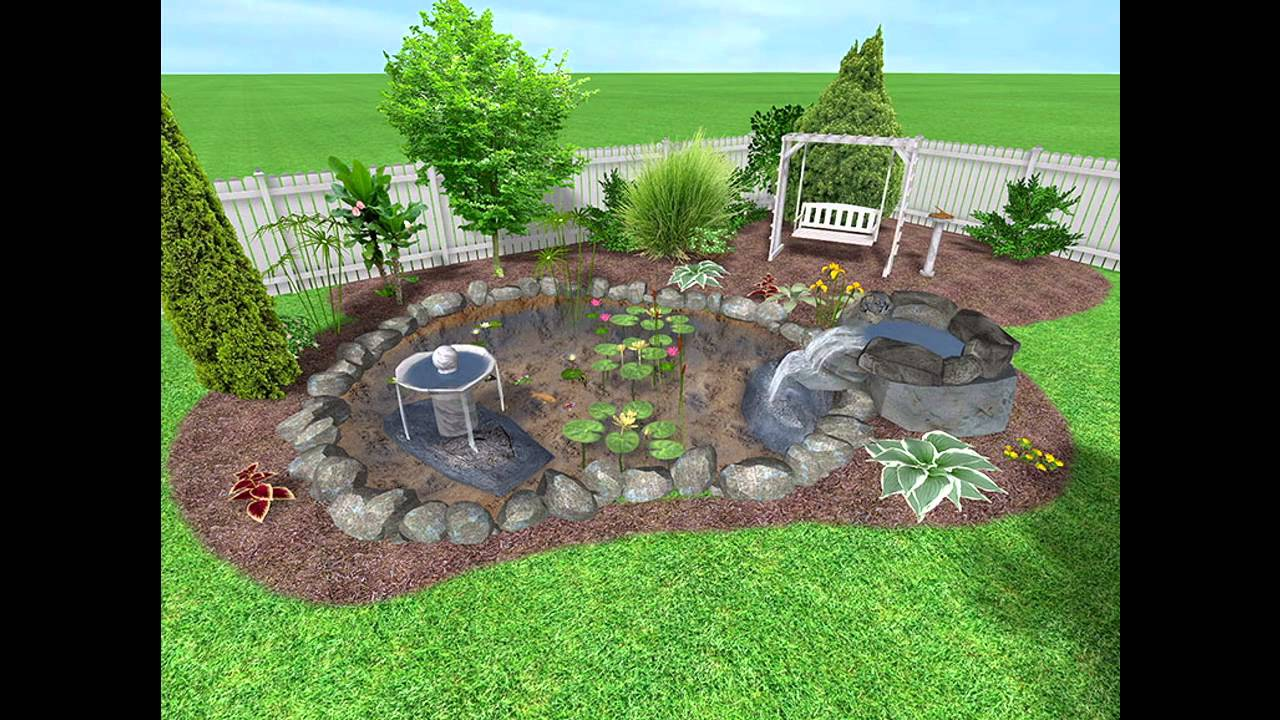 Awesome [Garden Ideas] Small Landscape Design Pictures Gallery