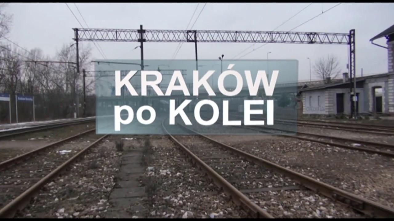 Kraków po Kolei – odc.9 – Kraków Bonarka