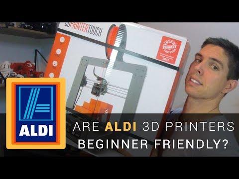 Aldi 3D Printer: It Is Beginner Friendly?