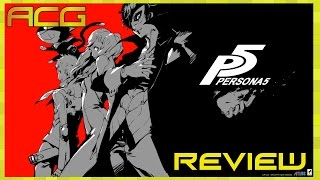 "Persona 5 Review ""Buy, Wait for Sale, Rent, Never Touch?"""
