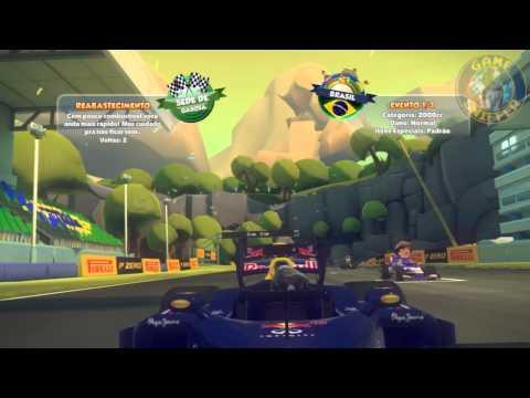 F1 Race Stars - Vídeo Análise [Game Sniffer]