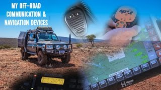 My Off-Road Communication & Navigation Devices