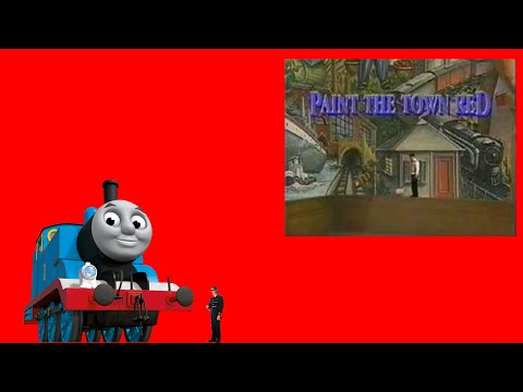Paint the Town Red (CGI Version) | Custom DVD