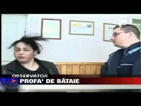 Cop Slaps Woman