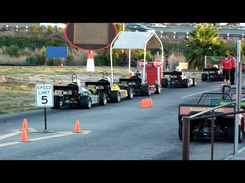 Malibu Grand Prix Team Building Part 1