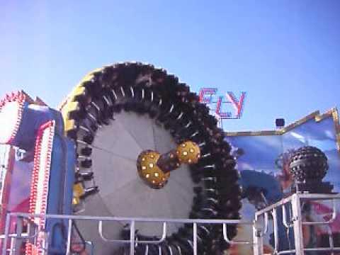 spin fly fete foraine d'alençon 2013